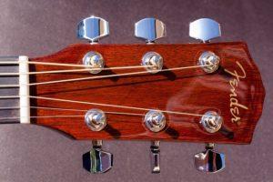 nylonsaiten auf westerngitarre
